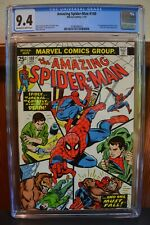 Amazing Spider-Man #140 (1975) (CGC 9.4) Blue Label 1st App Gloria 'Glory' Grant