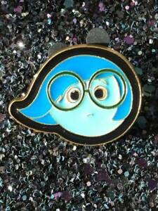 Disney TRADING PINS Sadness Inside out DISNEYLAND world