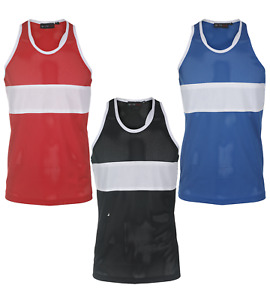 SPORTS CLUB BOXING VEST IDEAL FOR SUMMER SPORTS ACTIVITIES