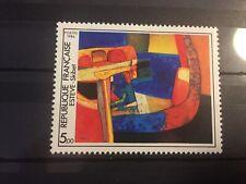 Timbres Peinture Esteve Skibet 1986