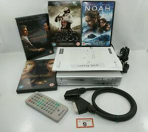 CyberHome CH-DVD-400 - DVD Player UK Plug + Remote + Scart Lead + DVD Bundle #9