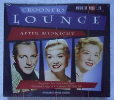 Crooners Lounge: After Midnight by Various Artists (CD, Jan-2006, Music Of Life