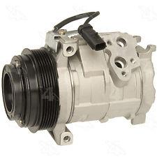 NEW A/C Compressor-New Compressor 4 Seasons fits 07-08 Chrysler Pacifica 4.0L-V6