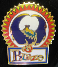 Atlanta 1996 Paralympic Games Pin - Blaze Mascot Wings Flying