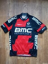CYCLING SHIRT TEAM BMC PRO TEAM JERSEY PEARL IZUMI PERFECT CONDITION SIZE L