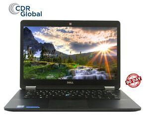 """Dell Latitude E7470 14"""" Laptop Intel Core i5-6300U 8GB 120GB SSD WINDOWS 10 PRO"""