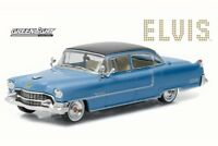 Elvis Presley 1955 Cadillac Fleetwood Series 60 - Greenlight 1/43 Scale Diecast