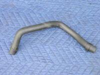 Emissions Rubber Hose Line w/ Clamps 1990 C4 TPI Corvette OEM