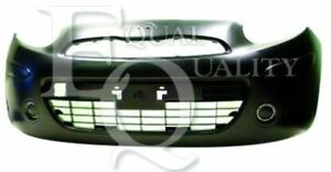 P0020 EQUAL QUALITY Paraurti anteriore NISSAN MICRA IV (K13) 1.2 80 hp 59 kW 119