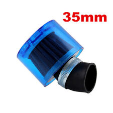 35mm Water Proof 45 Degree Bent Air Filter Pod Cleaner PIT Dirt Bike ATV Buggy