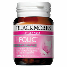 BLACKMORES I-FOLIC FOLIC ACID PLUS IODINE 150 TABLETS PREGNANCY SUPPLEMENT