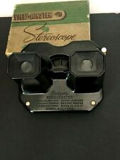 Vintage ViewMaster Stereoscope in Box