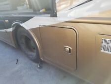 2013 PALAZZO MOTORHOME DRIVER LH SIDE STORAGE DOOR 25X23 BROWN GOLD COLOR