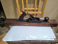 Vintage Pre-Lateral Stanley Rule and Level No 30 Wood Plane