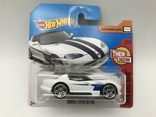 Hot Wheels 340/365 Dodge Viper RT/10 Short Card Then And Now 9/10