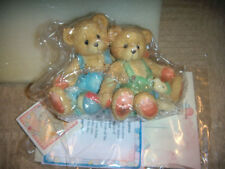 Cherished Teddies ~# 127973 Travis -Tucker Free Ship