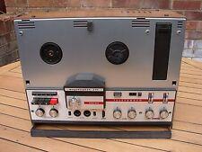 Telefunken Magnetophon 204 Reel to Reel Semi Professional Stereo Tape Recorder