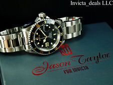 Invicta Mens 40mm JT 99 DIVER AUTOMATIC Black Dial Limited Edition 200M SS Watch