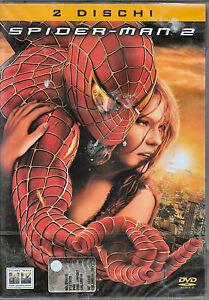 SPIDER MAN 2 Edizione Speciale (2 disc) DVD NUOVO