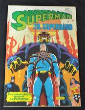 SUPERMAN #28 SUPERBAND GERMAN F+ MONGUL COVER! VHTF