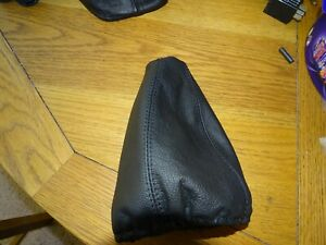 SAAB 900 classic LEATHER GEAR GAITER BOOT NEW A/MARKET SPG AERO CONVERTIBLE