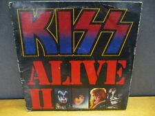 KISS Alive II, Cover & albums in Excellent Condition, 1977, Please See Pictures