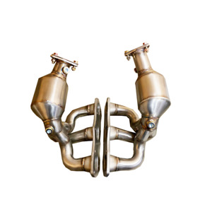 Porsche Boxster Cayman 987 2009-2012 Equal Length Performance Manifolds with Cat