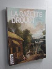 La Gazette Drouot Kanak, L'art est une parole, C. Zana  N° 38 du 8 Novembre 2013
