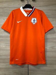 Netherlands Holland 2008-10 Home Football Soccer Shirt Jersey 13-15 yrs XL boys