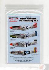 Lifelike Decals North American P-51 Part 1 1/32 decals