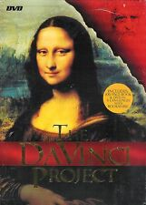 The DaVinci Project ~ New Factory Sealed 100 Page Book & DVD ~ FREE Shipping USA
