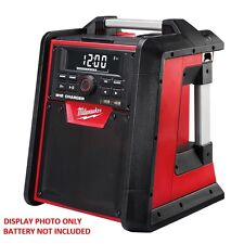 MILWAUKEE M18 JOBSITE RADIO | ONLY RUNS OFF 240V  | DOES NOT CHARGE | RRP $340