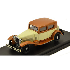 Rio ALFA ROMEO 6c 1750 Berlina 1932 Beige/brown 1 43