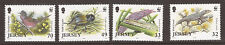 Jersey 2004 Endangared Species  MNH