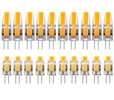 10pcs G4 Led Lamp Dimmable Ac/dc 12v 6w 9w Mini G4 Cob Bulb 360 Beam Angle New