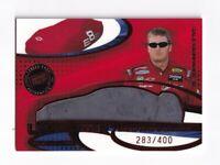 2005 Eclipse UNDER COVER DRIVER RED #UCD11 Dale Earnhardt Jr. BV$15! #283/400!