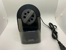 X Acto Pencil Sharpener School Pro Electric Pencil Sharpener With Six Size Dial