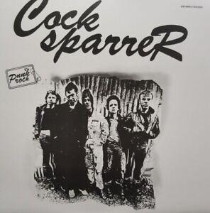 COCK SPARRER - COCK SPARRER LP gelb
