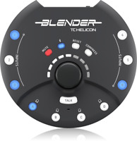 New TC-Helicon Blender Portable 12 x 8 Stereo Mixer with USB