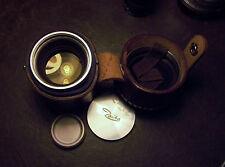 Extremely RARE Zeika Nominar 25mm F:0.95 Sony APS-C m4/3 rds NIKON Canon Bolex