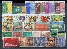 INDONESIA 1959-1967 MNH LOT