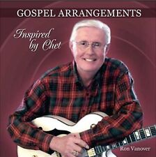 GOSPEL GUITAR ARRANGEMENTS INSPIRED BY CHET (ATKINS). FREE SOUND TRACKS INCLUDED