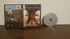 The Curious Case of Benjamin Button (DVD, 2009, Canadian Release) Case & disc