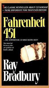 Fahrenheit 451: The Temperature at Which Book Paper Catc... | Buch | Zustand gut