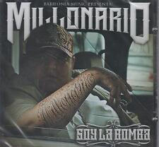 CD - Millonario NEW Soy La Bomba 13 Tracks FAST SHIPPING !