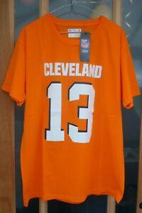 BNWT Large Mens Cleveland Browns Odell Beckham Jr NFL T-Shirt
