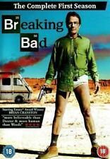 Breaking Bad Season 1 (DVD, 2009, 3-Disc Set, DVD)