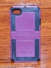 Original OTTER BOX *ONLY* Reflex Series Phone Case For iPhone 4 / 4S (Maroon)