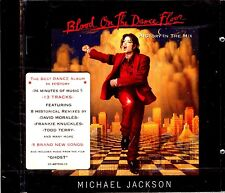 CD - Michael Jackson - Blood On The Dance Floor (FIRST EDIT. EU.1997,MINT,SEALED
