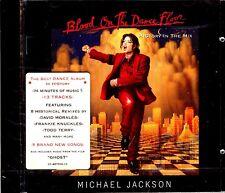 CD - Michael Jackson - Blood On The Dance Floor (ORIGINAL FIRST EDIT.1997 SEALED